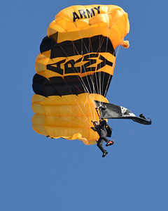 Golden Knights Army parachute team 01