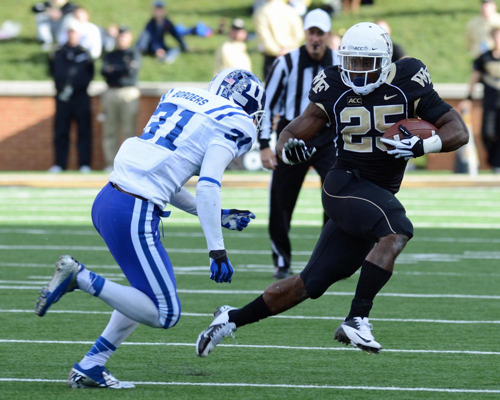 Josh Harris run