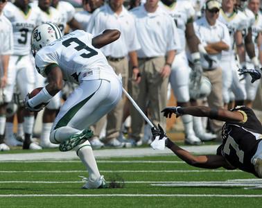 M Williams grabs Baylor receiver
