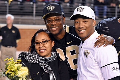 Deacon senior senior day