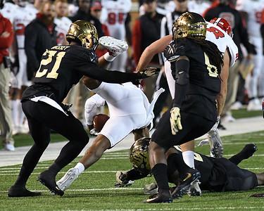 Deacon defense stops J Samuels