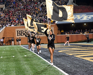 Cheerleader TD celebration
