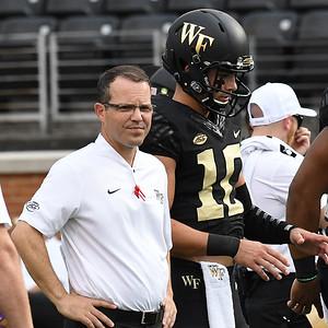 Coach Ruggiero & Sam Hartman