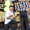Coach Clawson annoyed 05