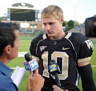 Tanner Price interviewed
