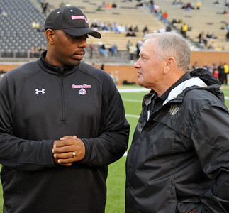 Coaches Dickerson and Grobe