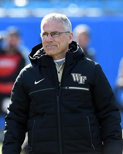 Coach Kevin Higgins
