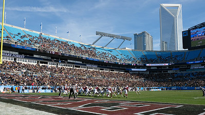 Bank of America Stadium 02