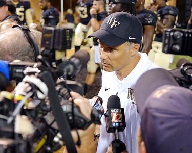 Coach Clawson postgame interview