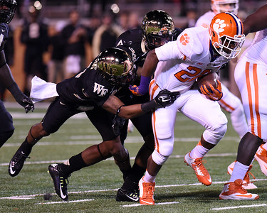 Anthony Wooding & Marquel Lee tackle DJ Howard