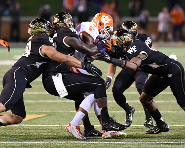 Chubb Allen Janvion Lee tackle Gallman