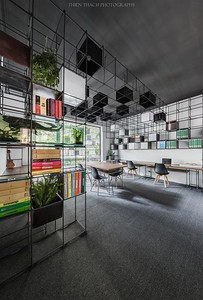 Wake Space Up project by Farming Studio
