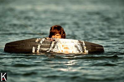 Wakeboarding 9-19-09