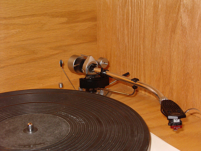 SME series 2 improved arm with Shure V 15 xmr mounted.  Arm purchase early seventies.  The Garrard 301 is early sixties.