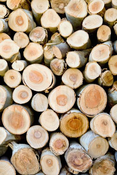 -- Image by © Aram Radomski/Berlintapete Stack of firewood --- Image by © Ken Welsh/Design Pics/Corbis