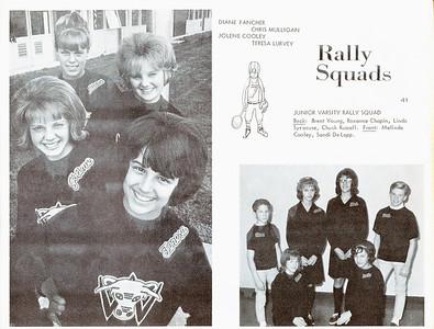 Waldo Jr. High Class of 1965
