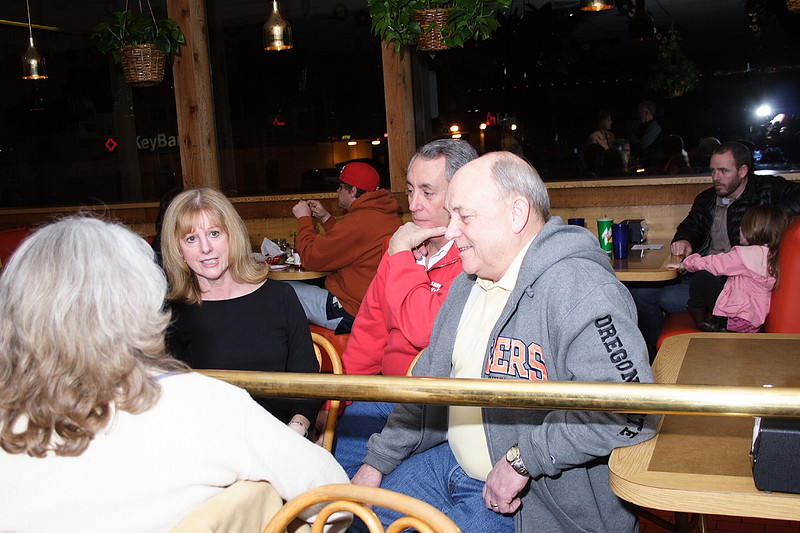 Barb LaDuke, Greg Roach, Bob Cunningham