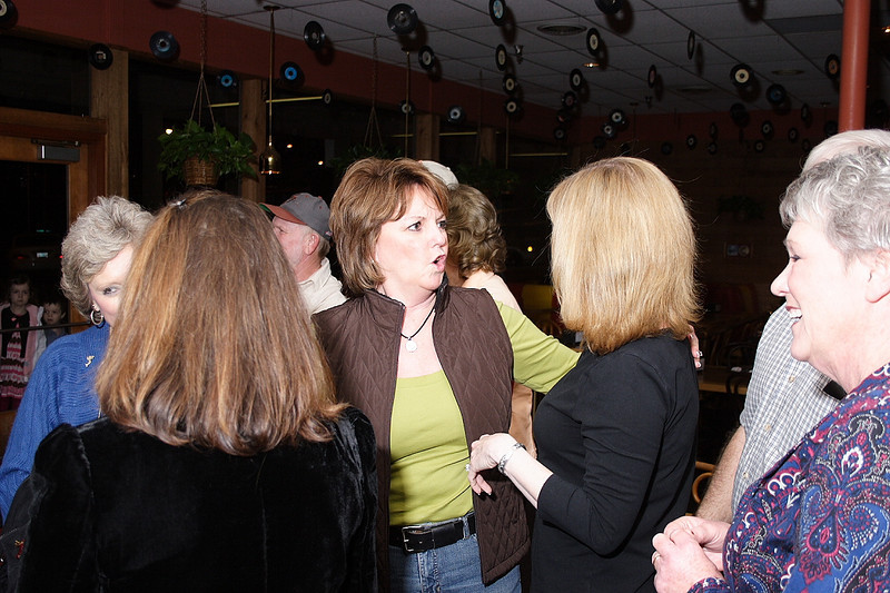 Marlene Rowland, Barb LaDuke, Kathy Langwell