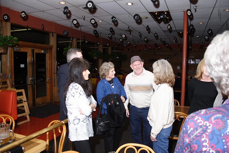 Teresa Lurvey, Chris Mulligan, Rick Watson, Jolene Cooley
