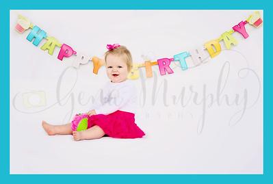 Waldrop 1st Birthday