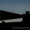 An impressive horn - Nash Point Lighthouse