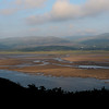 Dyfi estuary, tide out