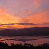 Sunrise across the Dyfi estuary
