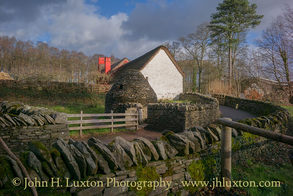 St Fagans National History Museum, Cardiff - December 29, 2017