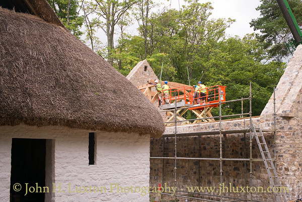 St Fagans National History Museum, Cardiff - August 29, 2017