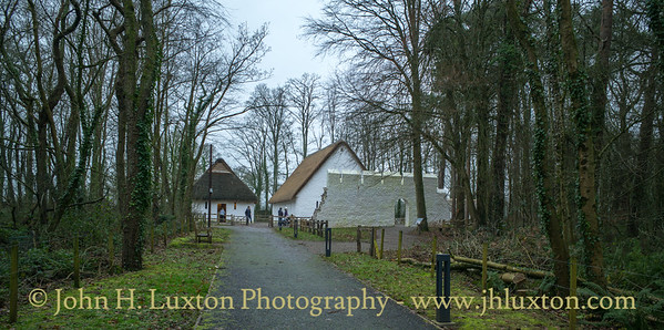 St Fagans National History Museum, Cardiff - December 28, 2018
