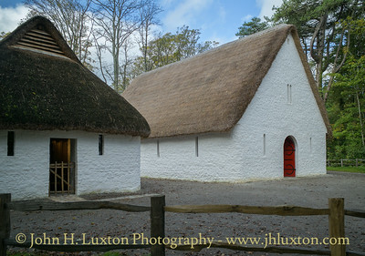 St Fagans National History Museum, Cardiff - October 20, 2018