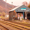 Machynlleth ATW depot