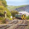 158839+158818 at Aberystwyth