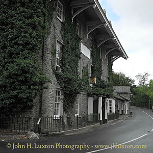 Devil's Bridge - Pontarfynach - Ceredigion, Wales, August 06, 2014