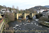 River Dee Bridge at Llangollen - March 08, 2014