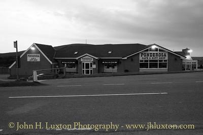 Llangollen & District, Clywd, Wales - 2015