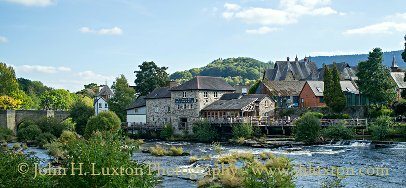 Llangollen  - The Corn Mill - September 29, 2018