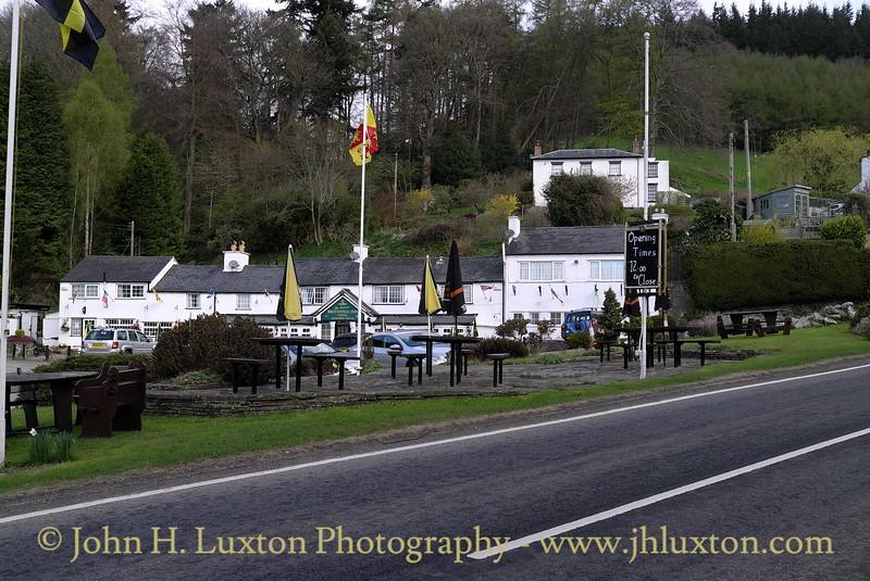 Llangollen & District, Clywd, Wales - 2013