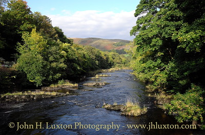 Llangollen & District, Clywd, Wales - 2015