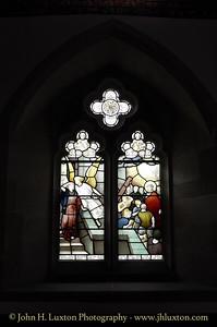 The Historic Rhug Chapel, Corwen, Denbighshire, Wales - August 14, 2014