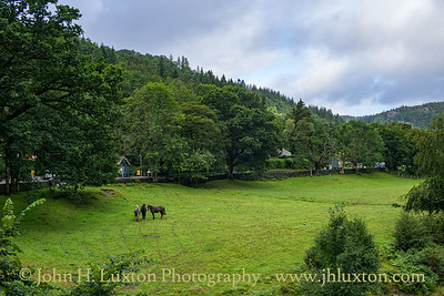 Betws - y - Coed, Wales - August 23, 2019