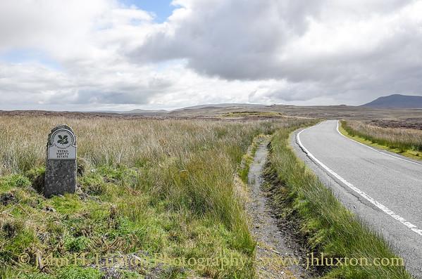 Ffynnon Eidda, Conwy, Wales - August 23, 2014