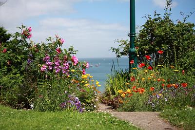 Fourcroft Hotel Garden