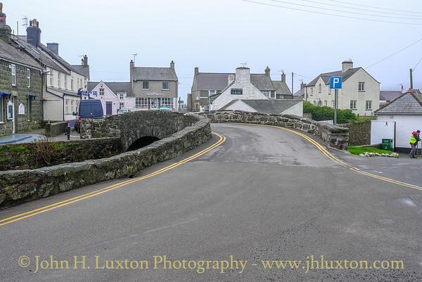 Aberdaron, Gwynedd, Wales - April 05, 2011