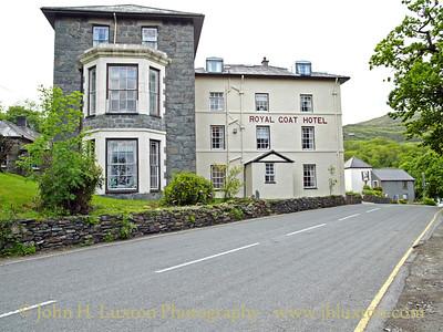 Beddgelert, Gwynedd, Wales - May 26, 2009