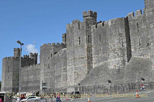 Caernarfon, Wales, July 27, 2014