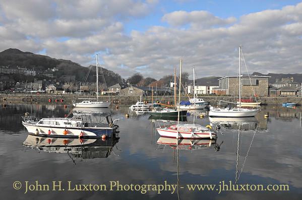 Porthmadog Harbour - December 29, 2014