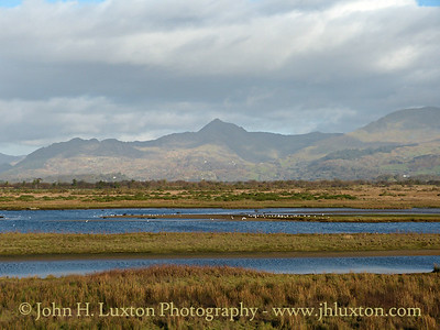 Porthmadog - View from The Cob December 29, 2013