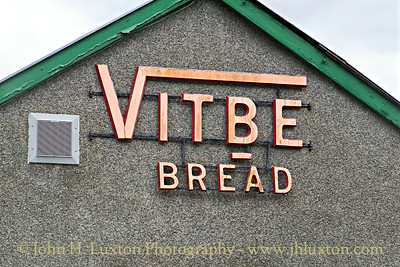 Tudor Bakery, Penrhyndeudreath - April 29, 2017