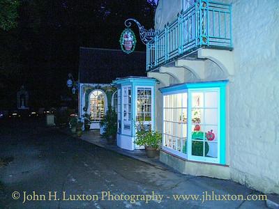 Portmeirion, Gwynedd, Wales - October 26, 2009